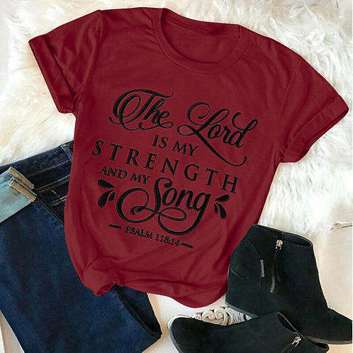 My Strength & Song