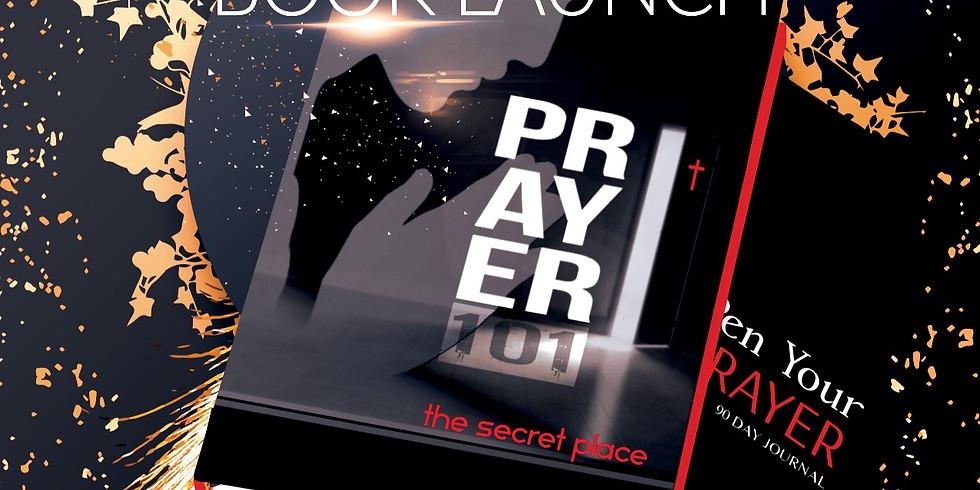 PRAYER101 BOOK LAUNCH