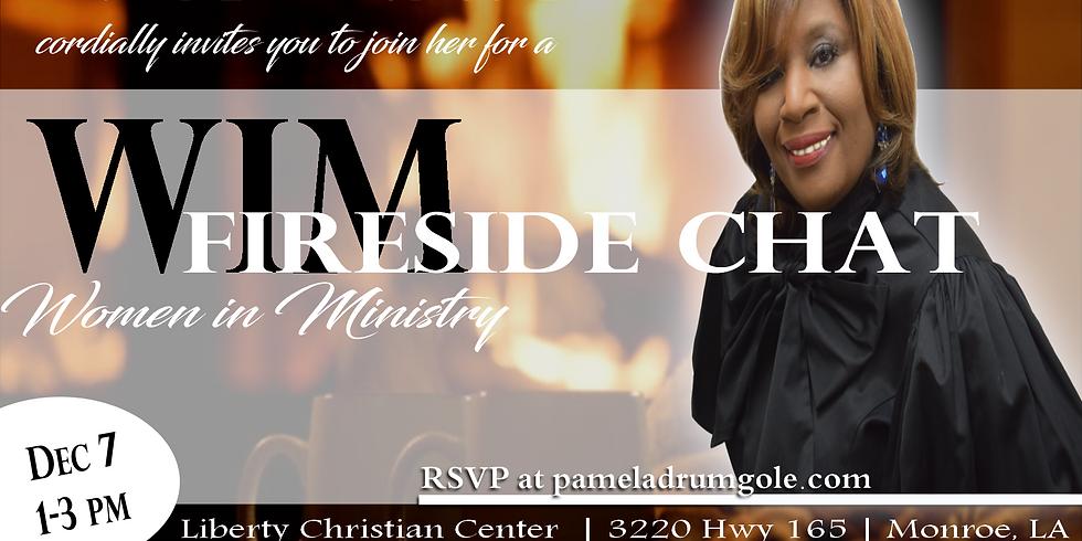 Women in Ministry Fireside Chat