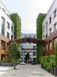 Pegase, C.G Investment, Projet maison ivry