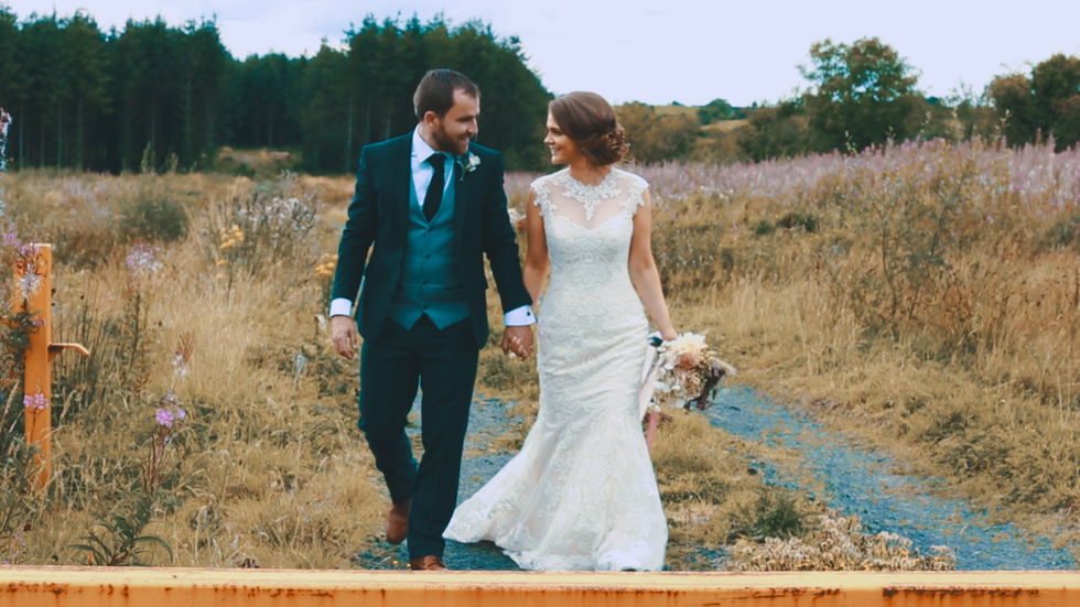 ELLA AND THOMAS - IRISH CHURCH WEDDING