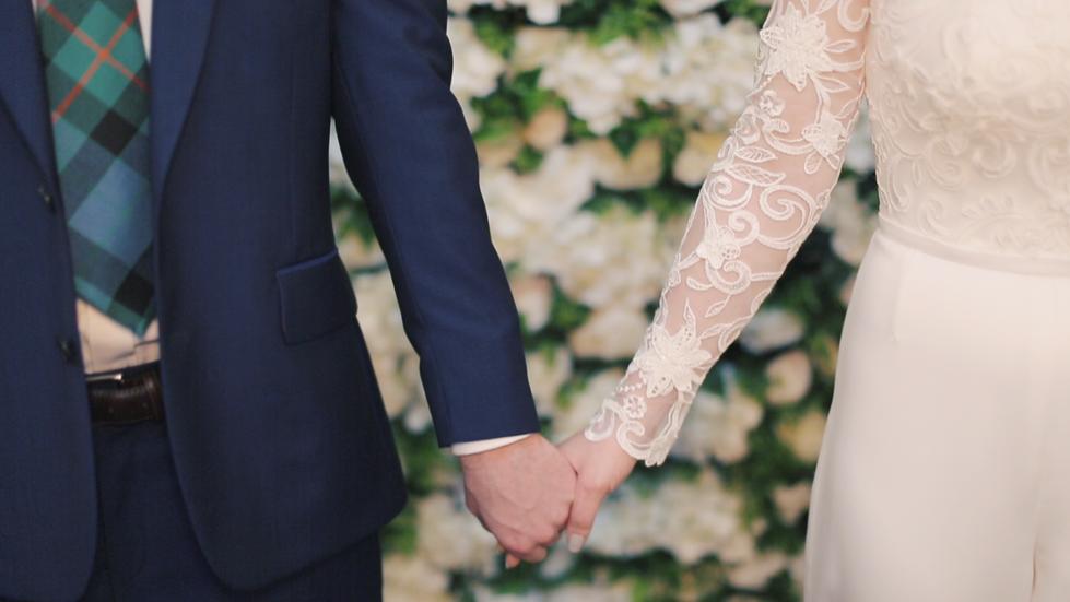ED AND HONOR - LONDON BOHO WEDDING