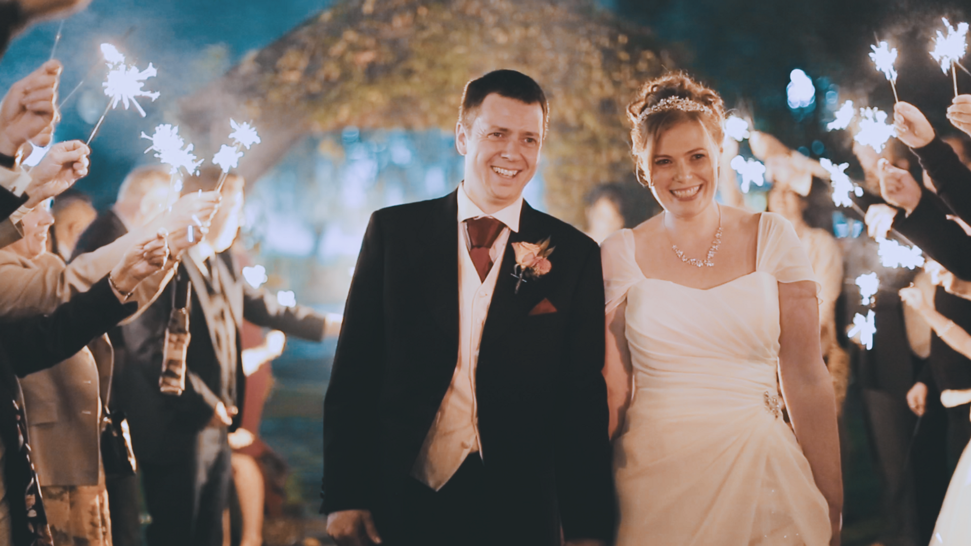 SARAH AND GUIDO - AUTUMN WEDDING