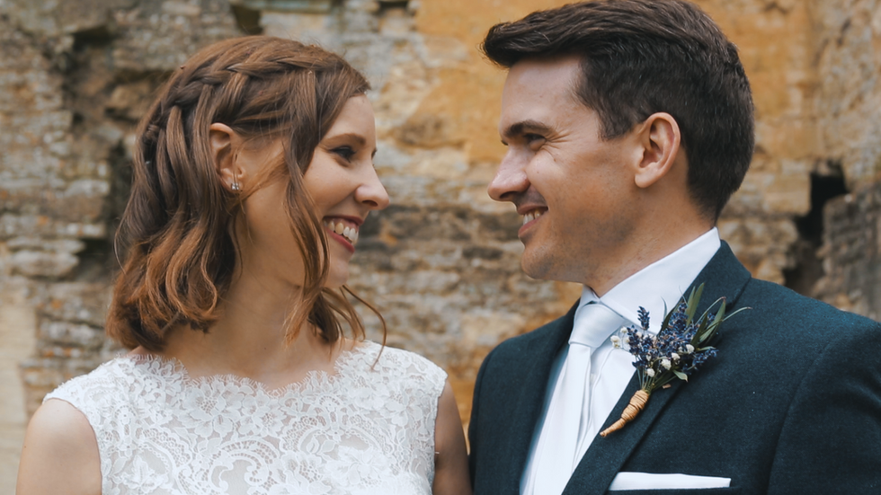 GEMMA AND ANDREW - COTSWOLDS WEDDING
