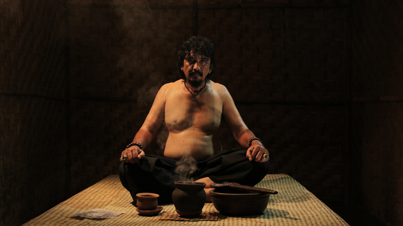 Angker - Scene Ki Priadi Semedi