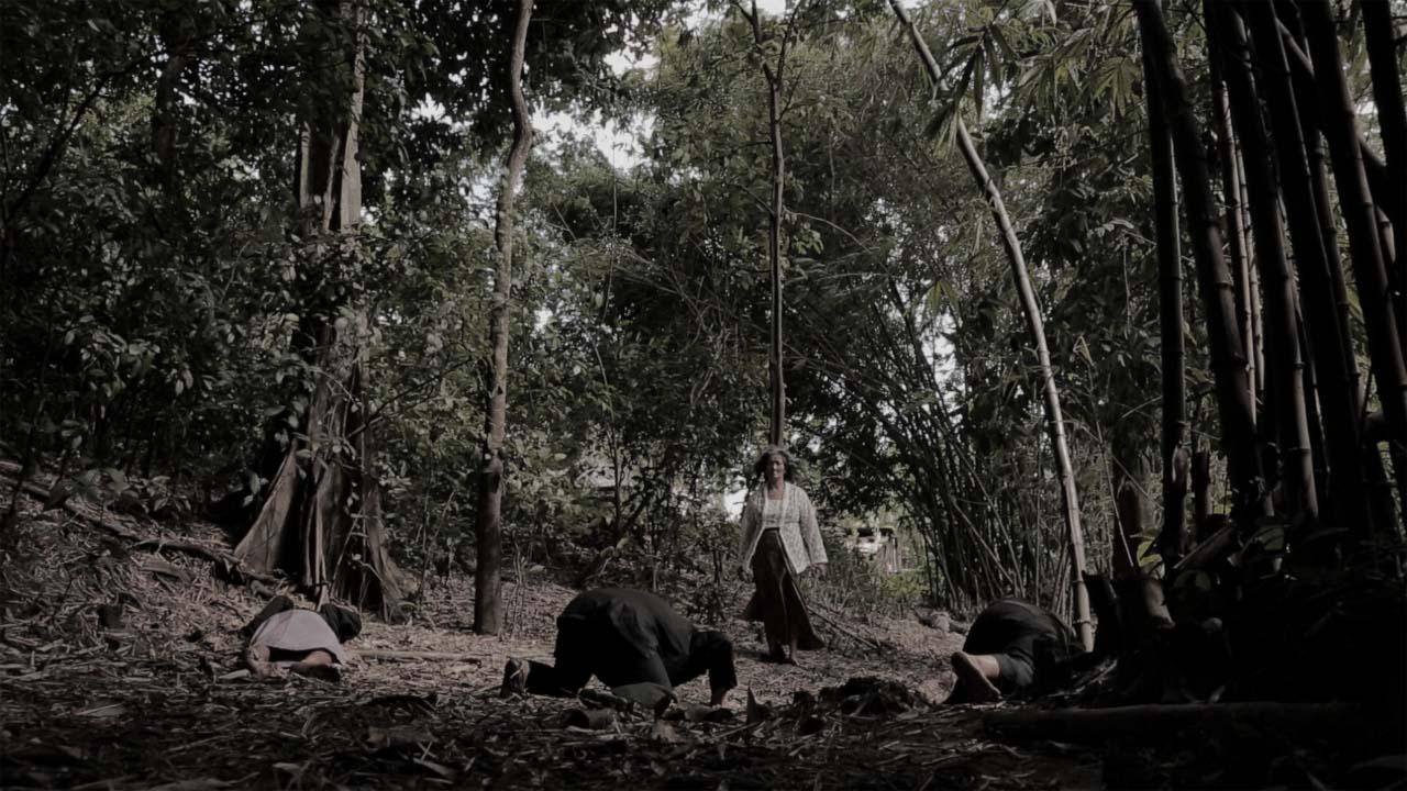 Angker - Scene Pendekar Sakti Lawan Mbah Tun