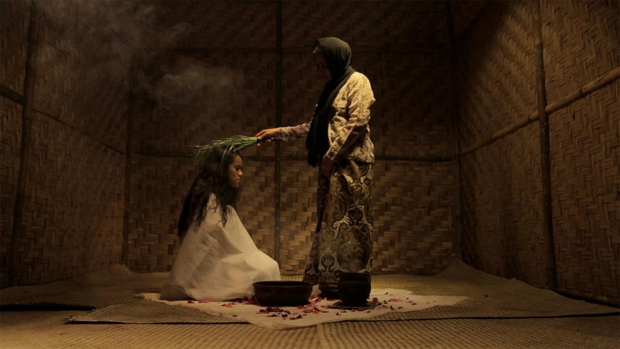Angker - Scene Mandi Kembang