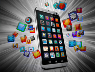 Mobile Apps' Usage Spikes in Lockdown