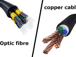 Advantages of Selecting Fiber Optic Cables Over Copper Cabling