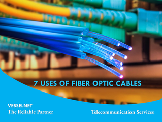 7 Uses of Fiber Optic Cables