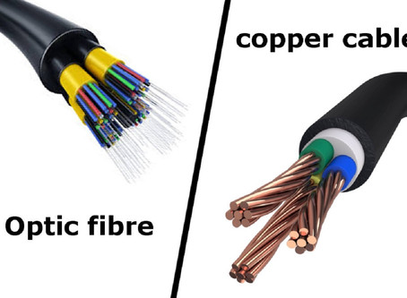 5 Reasons Why IT Professionals Prefer Fiber Optic Cables to Copper