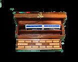 Handcrafted Hardwood Games Cribbage