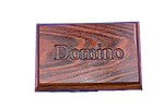 Handcrafted Hardwood Games Dominos