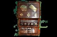 Handcrafted Hardwood Games Multi Games