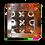 Thumbnail: Tic-Tac-Toe Box with Glass
