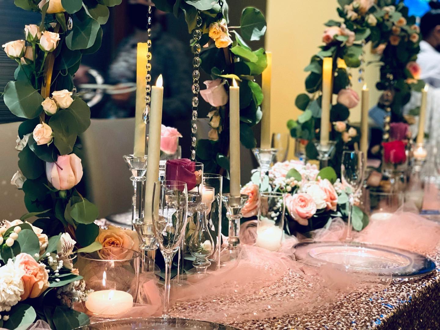Custom Event Design (Up to 50 Guests)