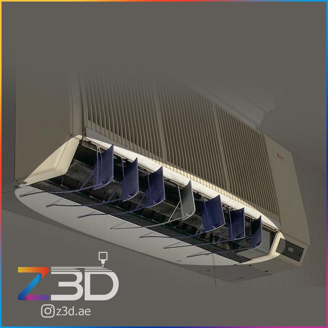 Custom made AC vents