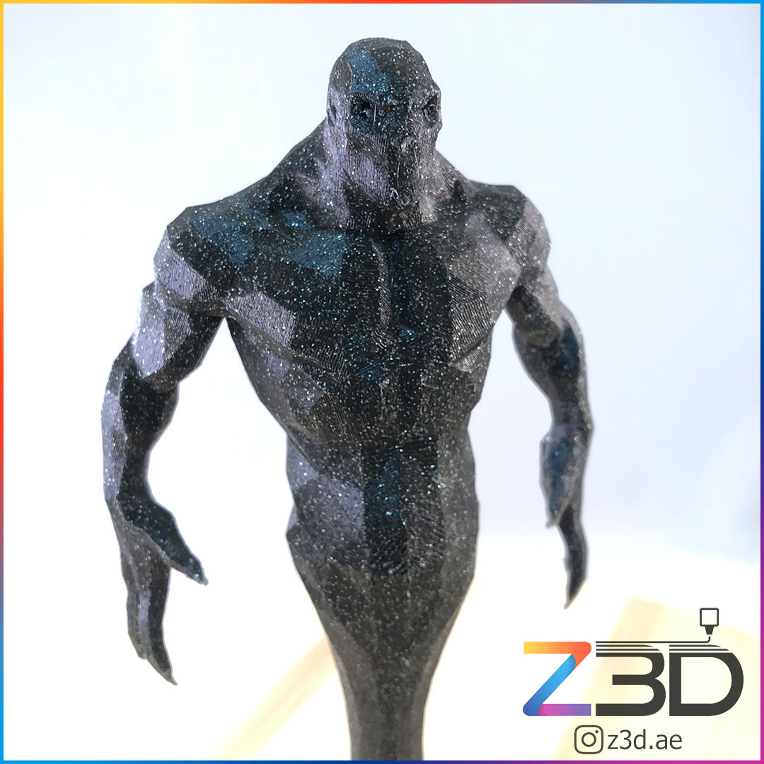 3D Printed DOTA character