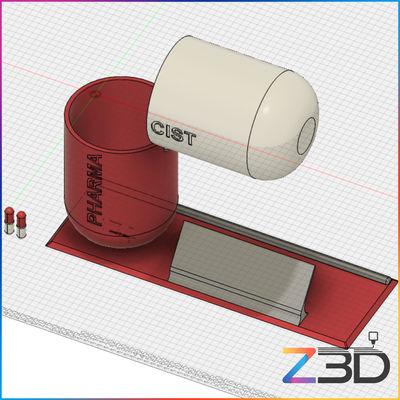 Custom 3D model design