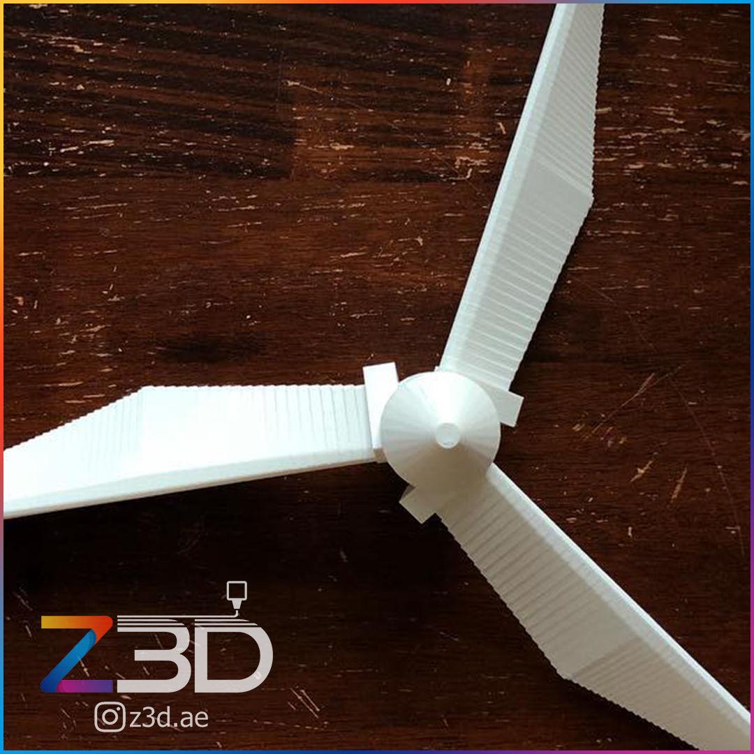Custom made windmill