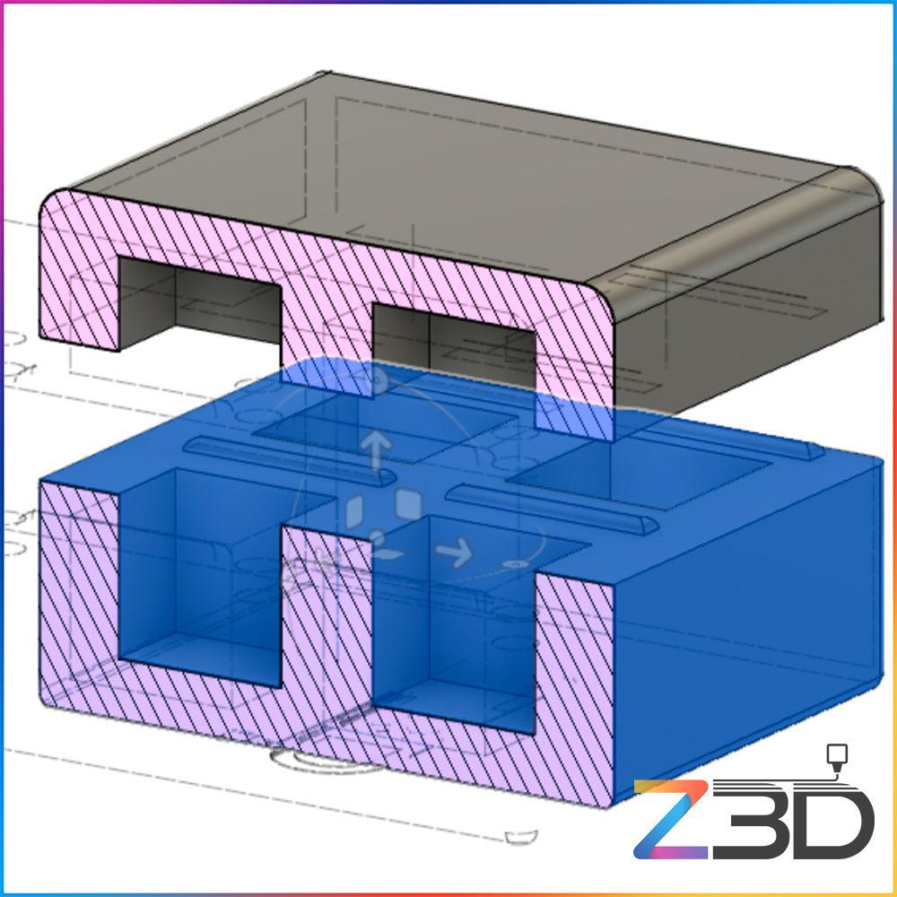 Custom 3D model