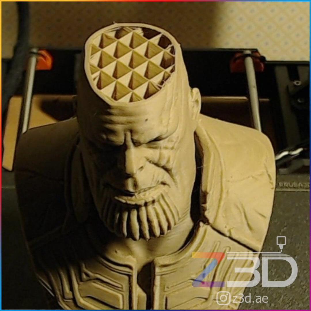 3D Printed Thanos