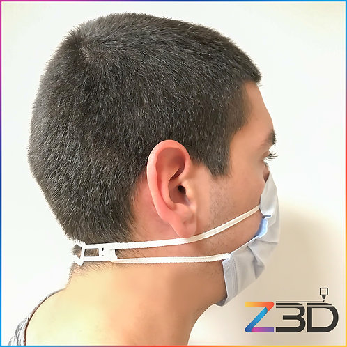 Face Mask Strap Holder (10 Pack)