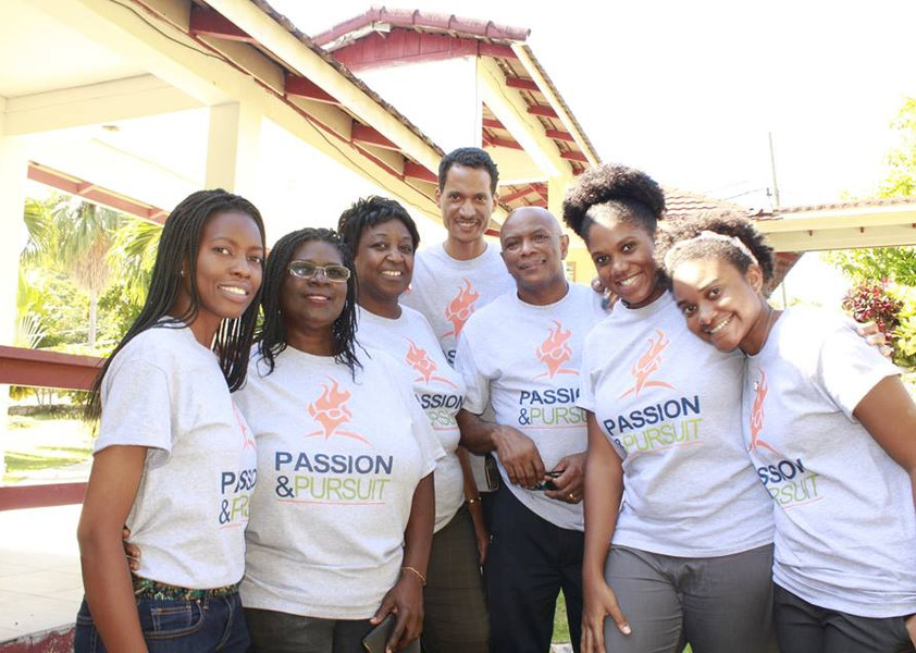 Passion & Pursuit Staff