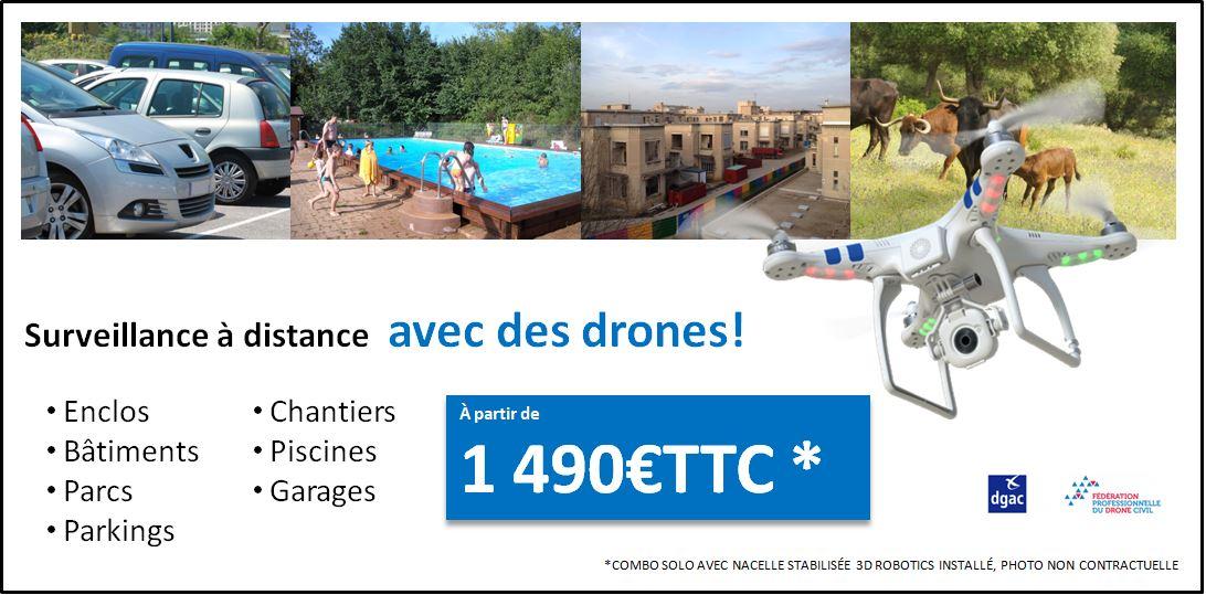 Drones air