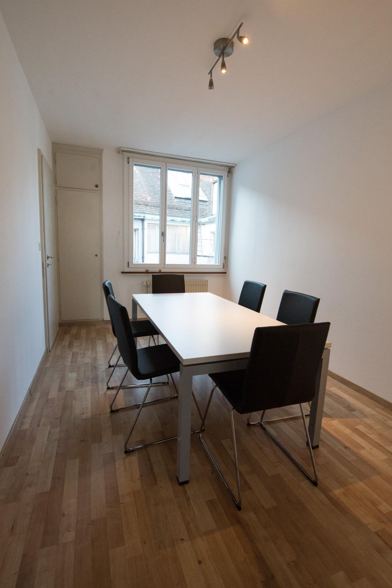 Sitzungszimmer Bern