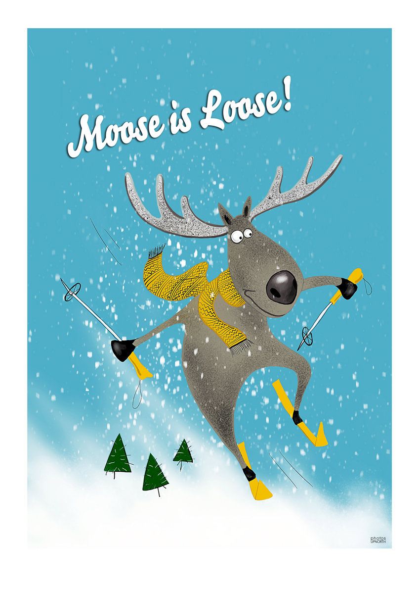 Moose are loose   Vivtra
