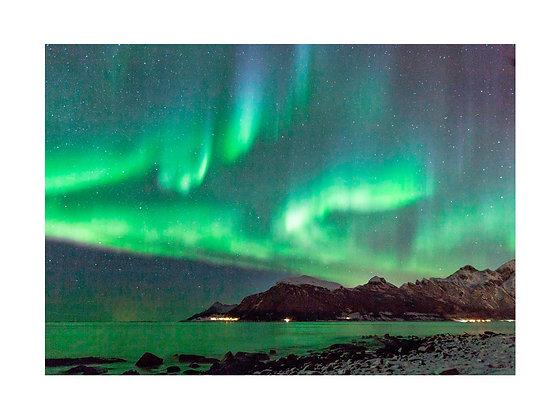 NORDLYS, Gildeskål i Nordland