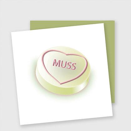 MUSS, dobbelt kort