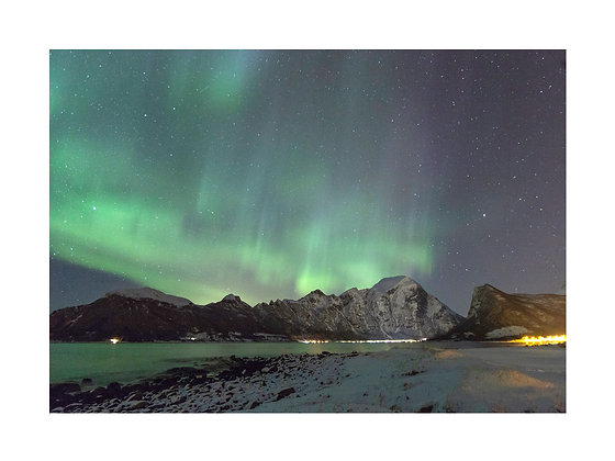 NORDLYS, Gildeskål, Nordland
