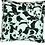 """Thumbnail: Printed """"Panda' cushion cover"""