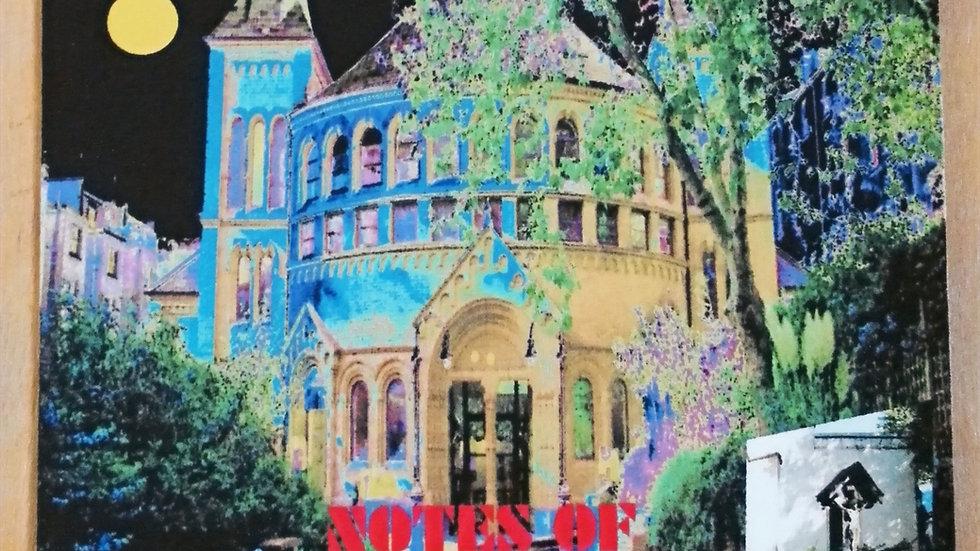 CD Album/OutOfADream/Notes Of Ecstasy