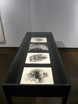 (installation view) DRAWINGS