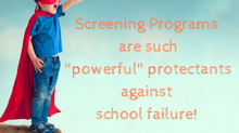 Importance of Screening Programs