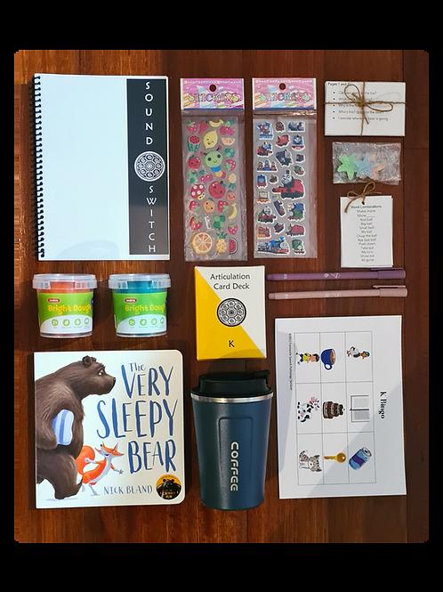 SPLLIT Kit - Literacy Kit for Speech Pathologists