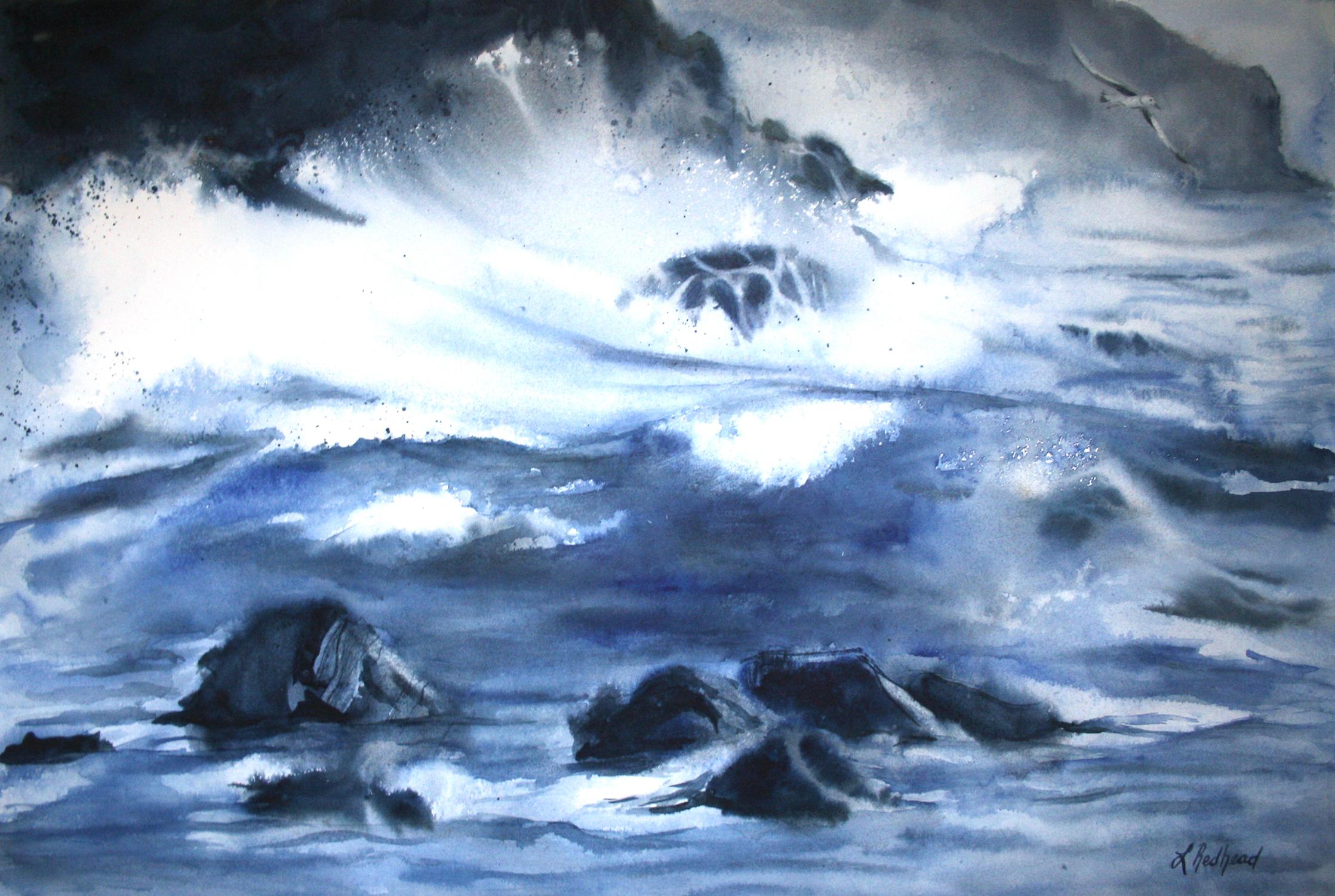 Tumultous Seas