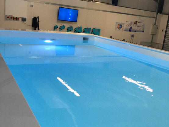 House of Hydro pool