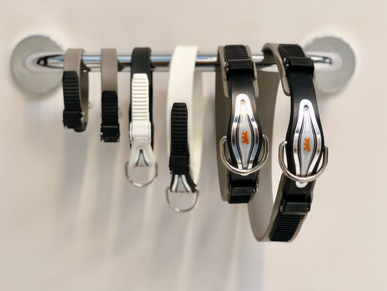 Dog collars at House of Hydro