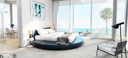 Hotelzimmer 3D Visualisierung