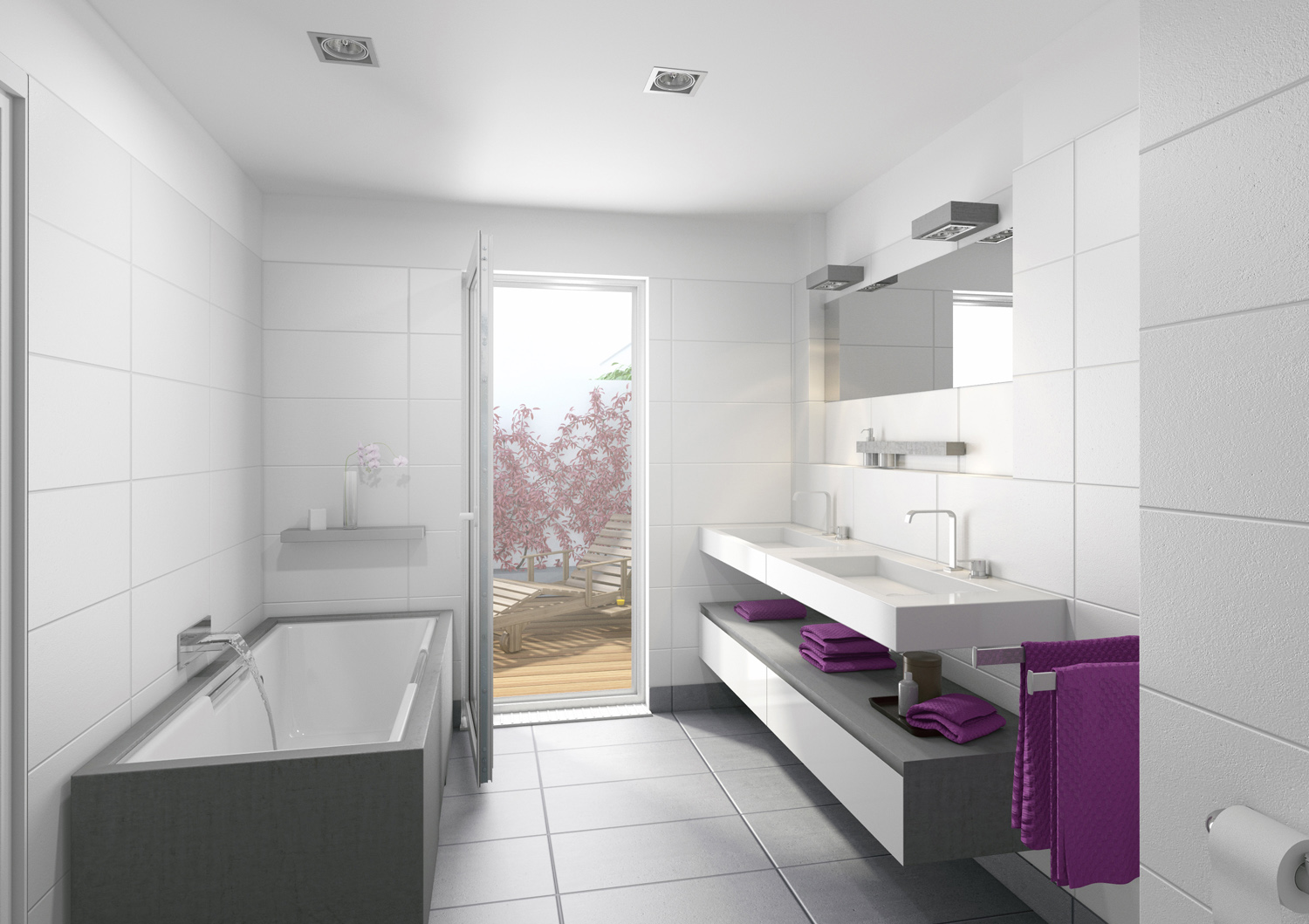 Visualization - bathroom