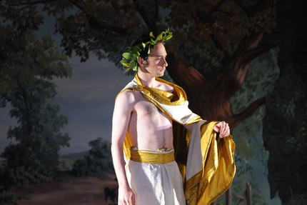 'Apollo' in Handel's Semele with Isleworth Baroque