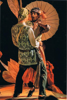 'Mopsa' in Purcell's Fairy Queen with Barefoot Opera