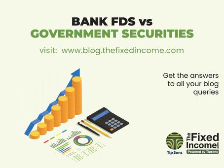Bank FDs vs Nothing Safer