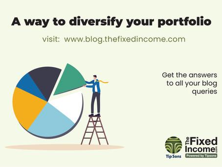 Bonds: A way to diversify your portfolio