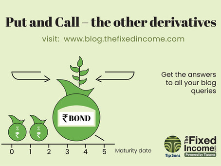 Put and Call – the other derivatives