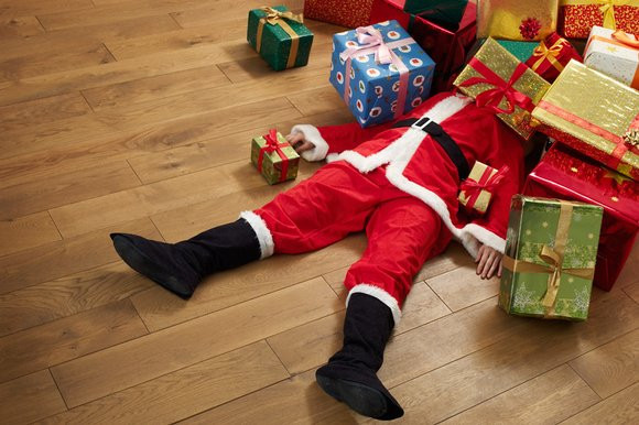 You Better Watch Out: Christmas-Related Personal Injuries
